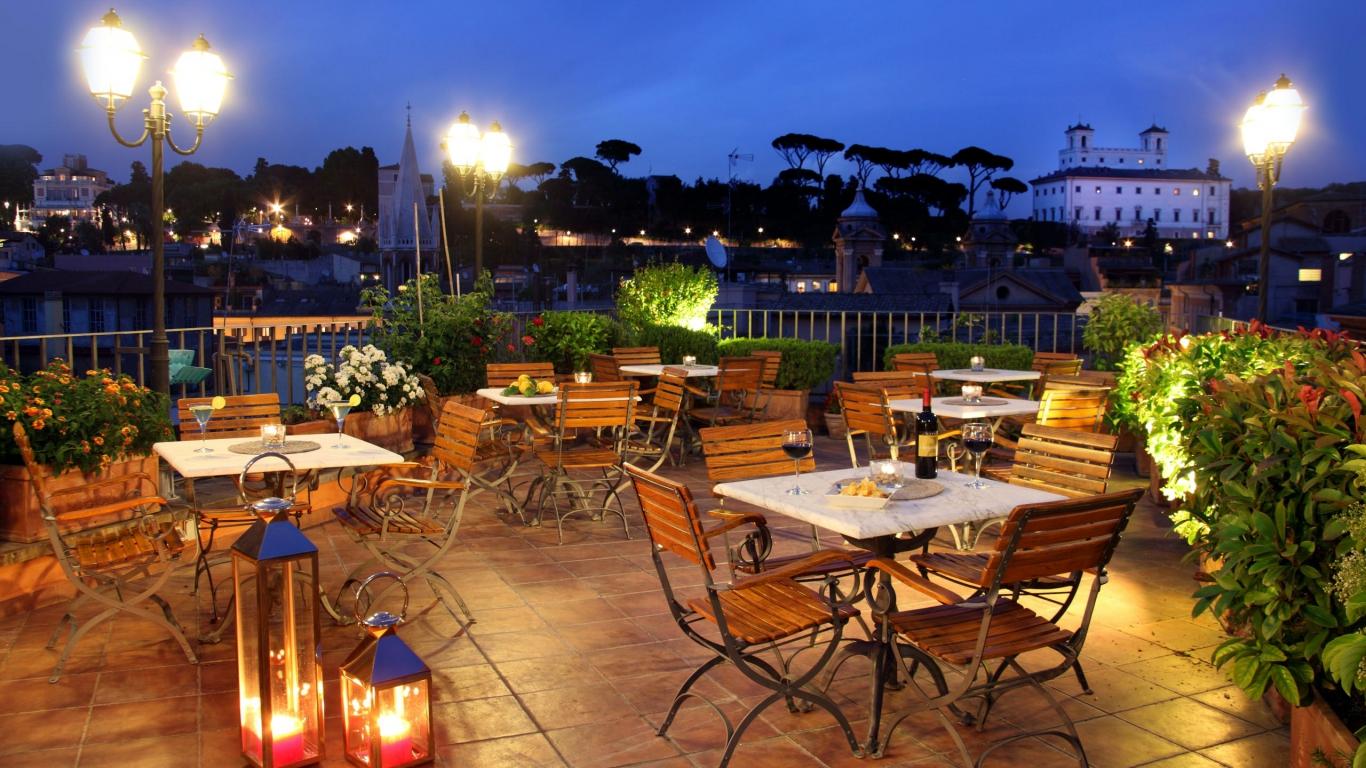 Hotel-Mozart-Roma-terrasse