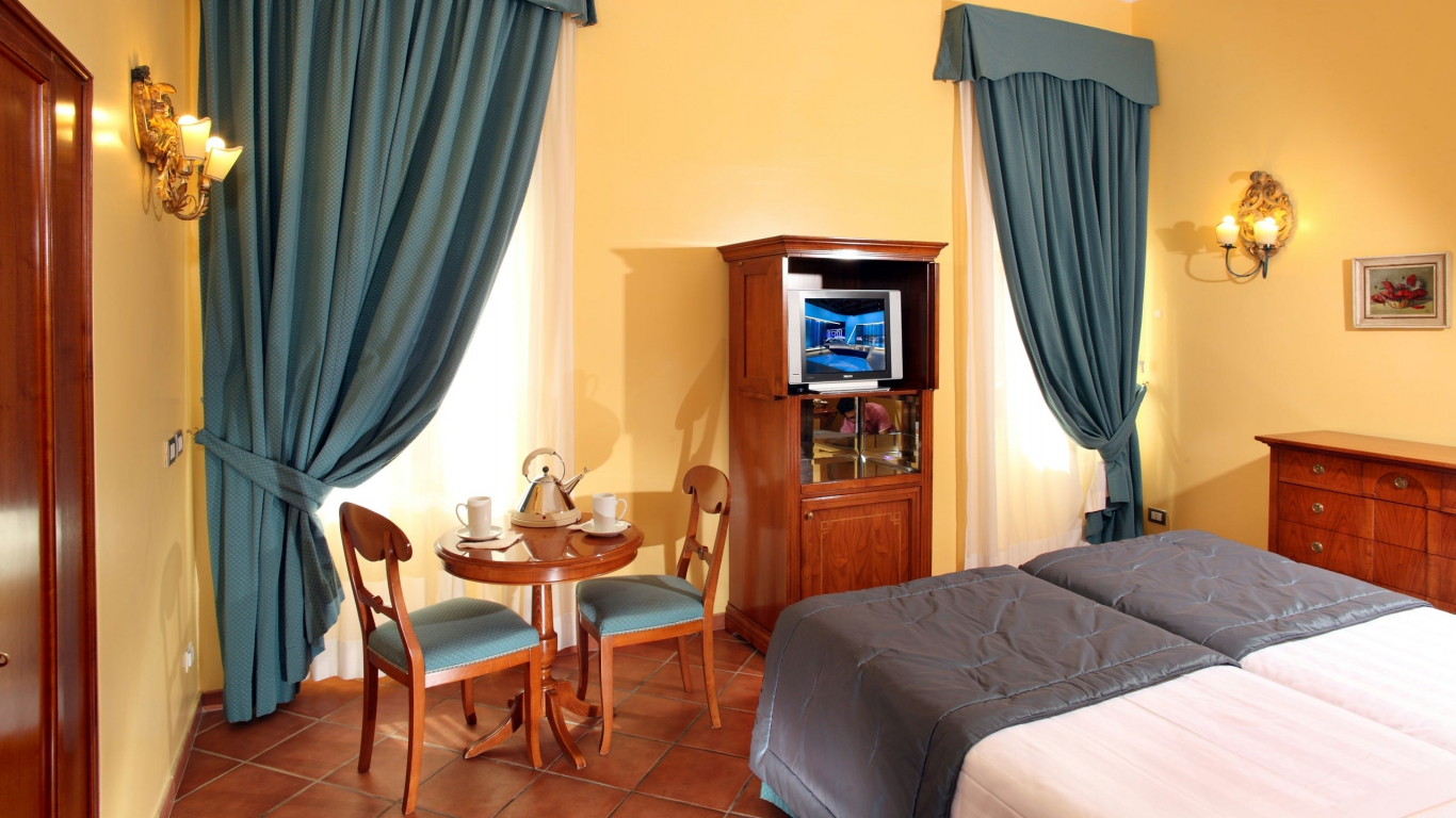 Hotel-Mozart-Roma-chambre-standard