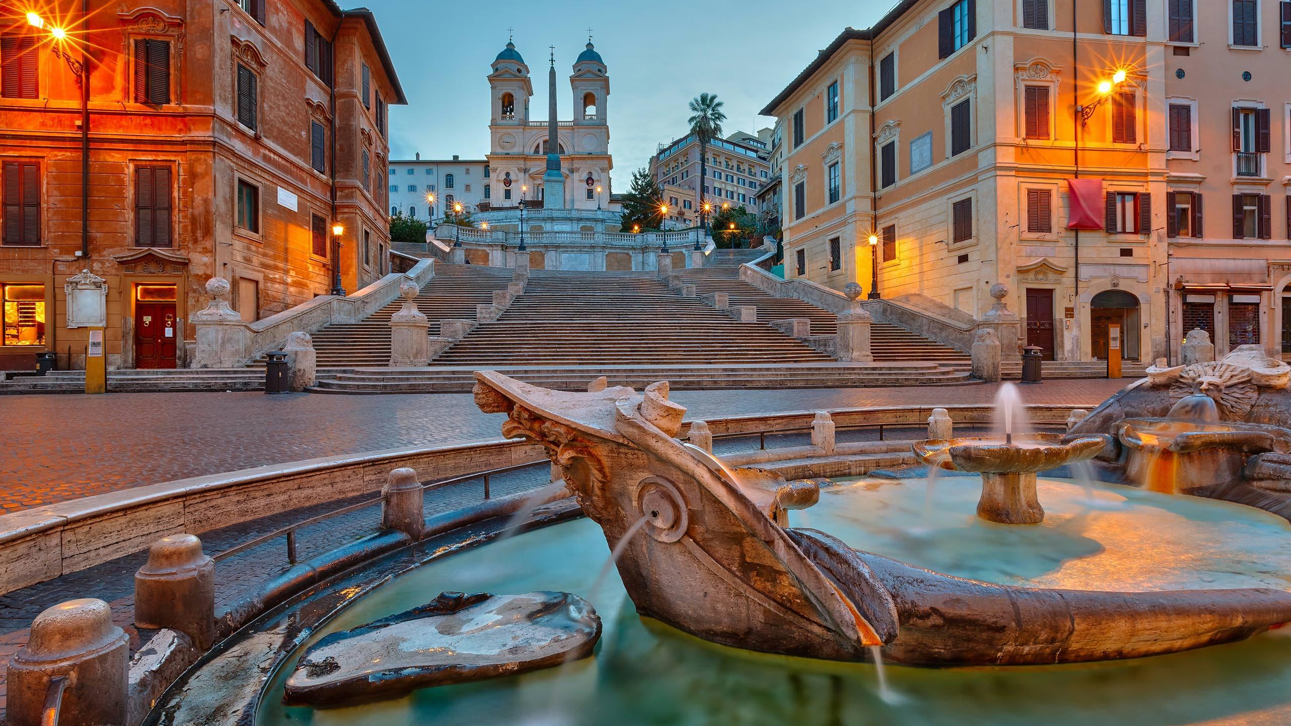 Hotel-Mozart-Rome-spanish-steps