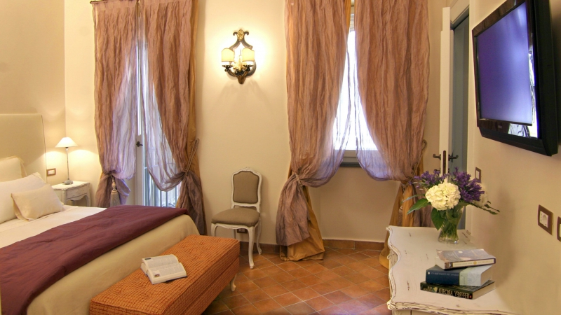 Elite-Apartments-Roma-Ripetta-suite-habitacion-2-a